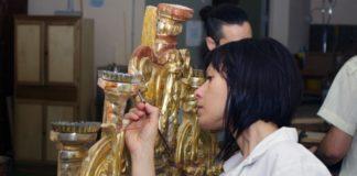 restauro d'arte Vittorio Vecchione XXI Secolo