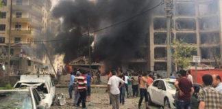 Autobomba a Midyat