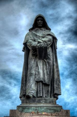 Giordano Bruno Campo de' Fiori a Roma