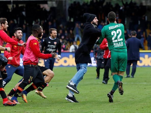 Milan-Benevento_21secolo