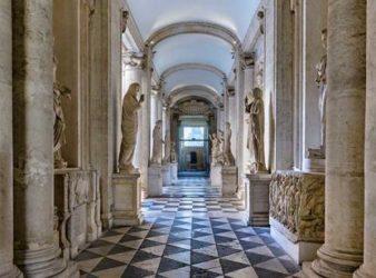 Musei Capitolini_XXI secolo_ Casale Mariagrazia