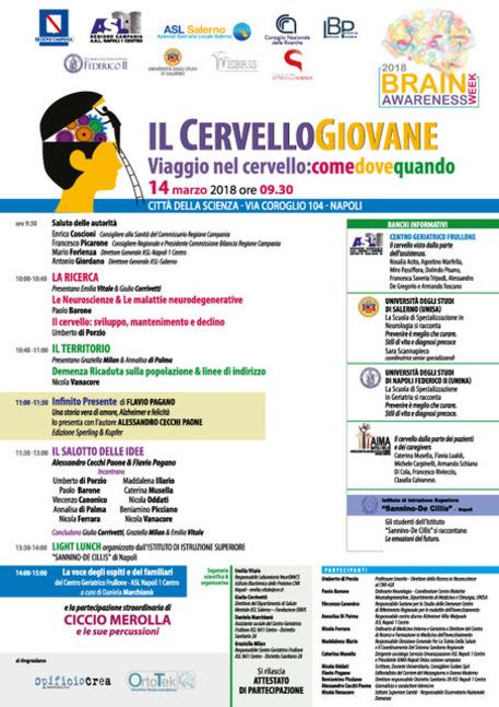 A Napoli evento dedicato al