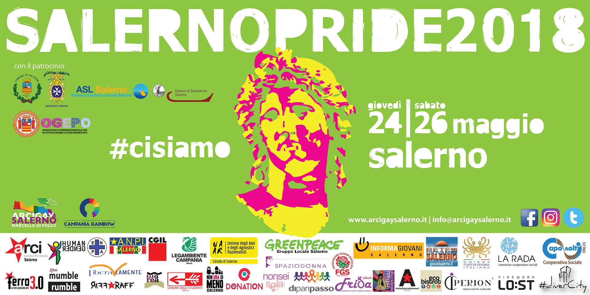 Salerno: bufera di polemiche sul Gay Pride_21secolo_Lorena Campovisano