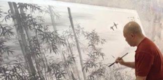 Pittura cinese_21secolo_vittoriodezio