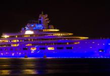 """A Capri approda """"Dilbar"""", lo yacht più grande al mondo_21secolo_Lorena Campovisano"""
