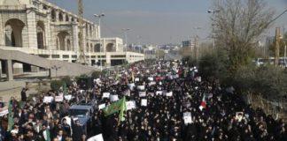 21secolo_proteste_Teheran_domenico_papaccio