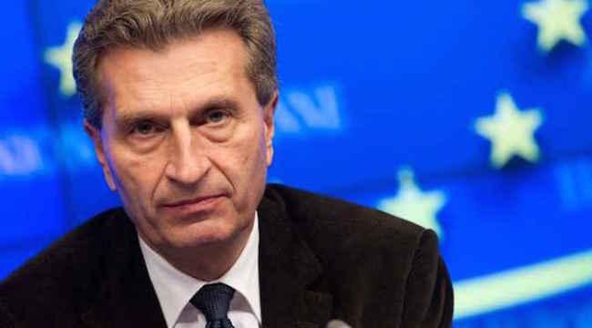 Oettinger lancia un chiaro monito all'Italia_21secolo_Gerardina Di Massa