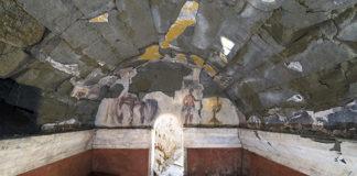 Cuma, scoperta tomba antica_21secolo_Domenico Papaccio