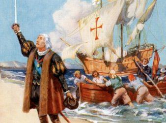 12 ottobre 1492, l'italiano Colombo scopriva l'America_21secolo_Lorena Campovisano
