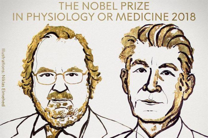 premio-nobel-per-la-medicina-2018_21secolo_assuntafroncillo
