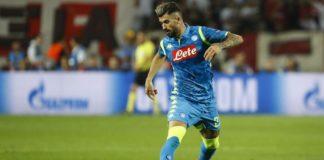 Elseid Hysaj, 25 anni, difensore Napoli