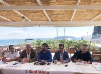 Festa a mare agli scogli di Sant'Anna 2019