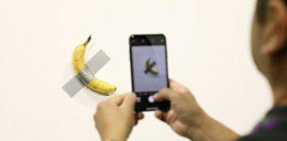 banana d'artista