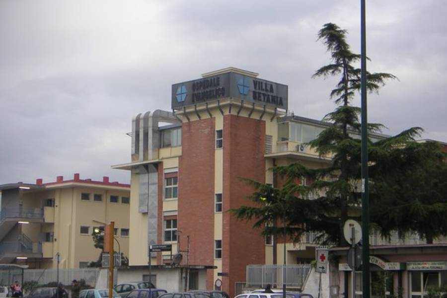 L'Ospedale_Evangelico_21secolo_valentinamaisto