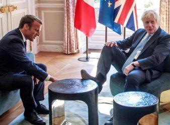 Vertice Francia - Gran Bretagna