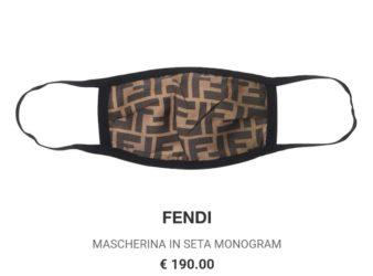 Mascherina Fendi