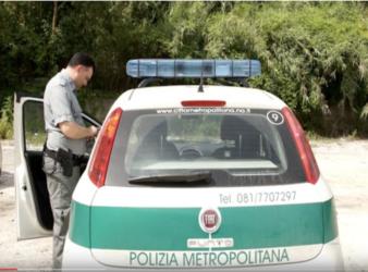 Polizia Metropolitana di Napoli