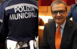 Lavoro agile polizia municipale Napoli