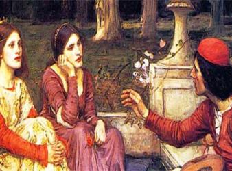Decameron: la peste come il Covid-19