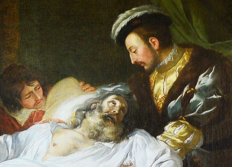 Leonardo da Vinci, morto il 2 maggio 1519