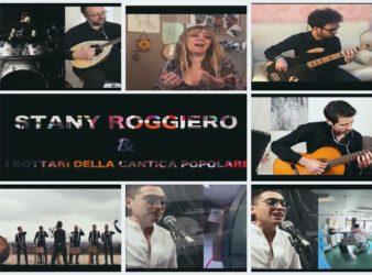 Stany Roggiero e i Bottari della Cantica Popolare