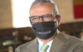 Carmine Sgambati al primo consiglio in presenza