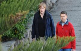 Angela Merkel ad Ischia