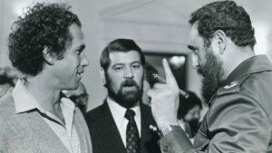 Cuba and the cameraman - Fidel Castro