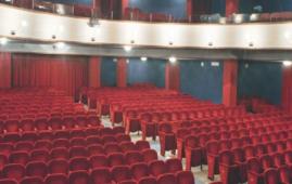 Teatro Diana: attività ancora ferma