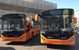 nuovi bus