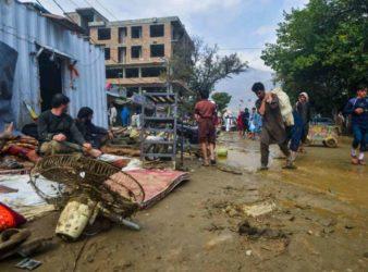 Alluvioni Afghanistan