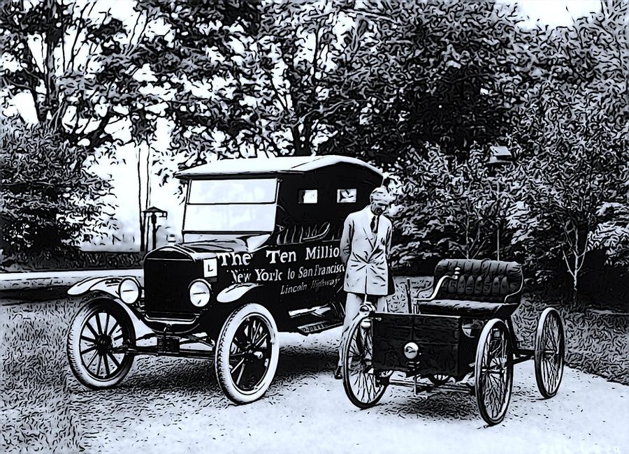 Henry Ford: pioniere dell'automobile