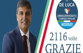 Pasquale Di Fenza, Marano ha un Consigliere regionale