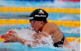 Primato italiano per la nuotatrice Benedetta Pilato