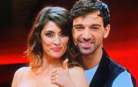 Elisa Isoardi e Raimondo Todaro a Ballando con le stelle