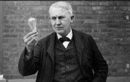 Edison prima lampadina