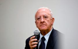 Presidente De Luca: servono responsabilità e attenzione