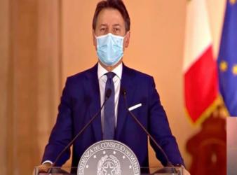 Presidente Giuseppe Conte: Rt basso fa ben sperare