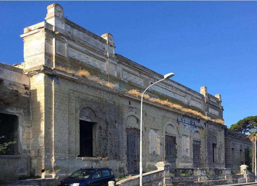Pio Monte della Misericordia: storia del termalismo