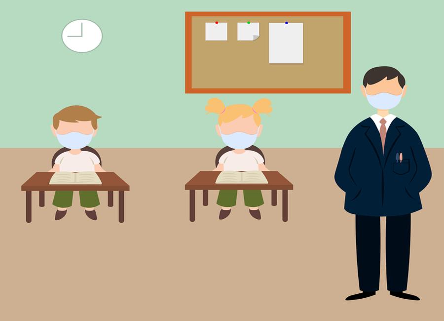 Graduale riapertura delle scuole dal 7 aprile
