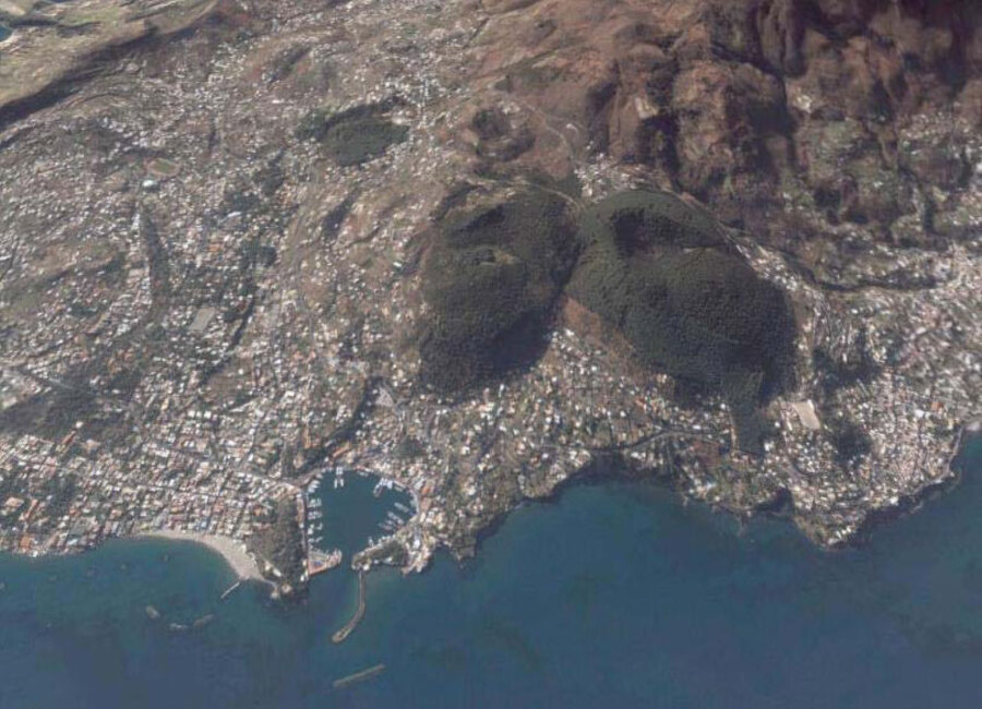 Isola d'Ischia: sulle tracce dell'antica attività vulcanica