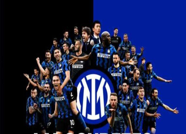 L'Inter campione d'Italia dopo 11 anni