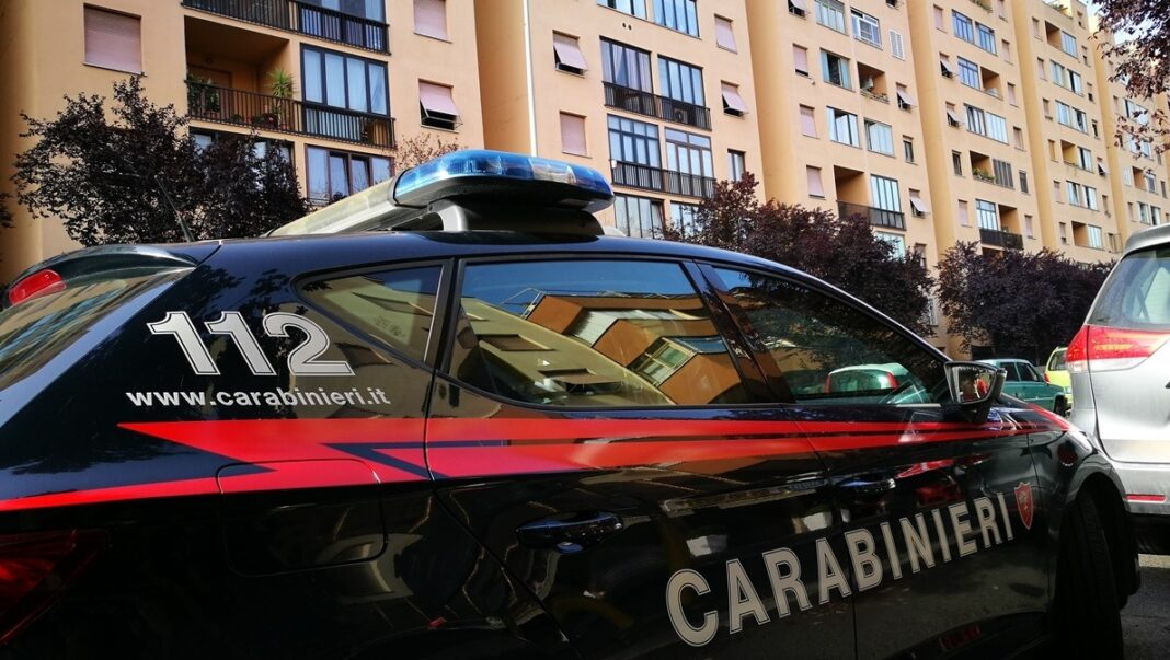 Gragnano - carabinieri