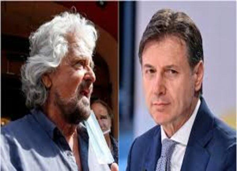Conte e Grillo