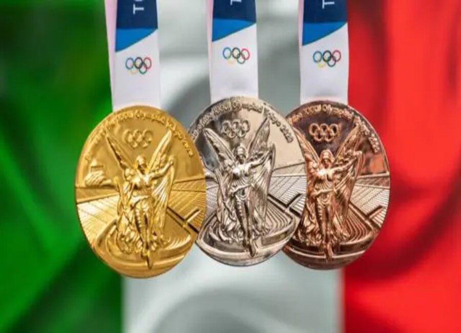 Le medaglie olimpiche 2021
