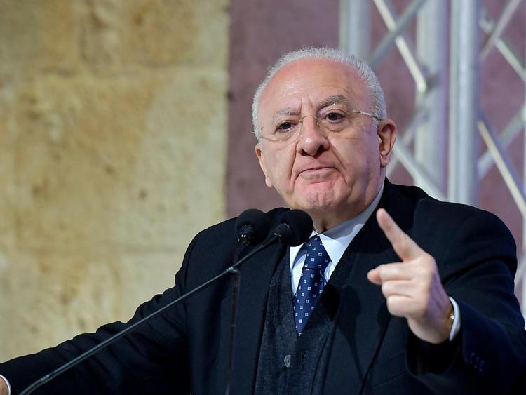 Consueto appuntamento social per il Presidente De Luca