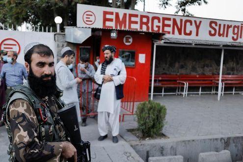 Afghanistan il sistema sanitario
